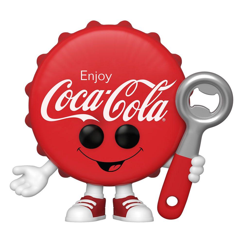 Photo du produit FIGURINE FUNKO POP ICONS COCA-COLA BOTTLE CAP