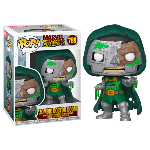 Photo du produit FIGURINE FUNKO POP MARVEL ZOMBIES DR. DOOM