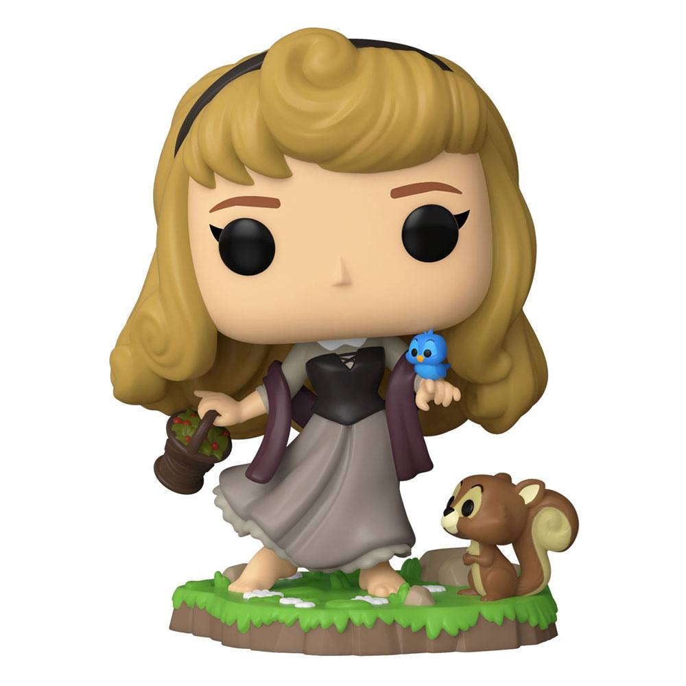 Photo du produit Disney Ultimate Princess POP! Disney figurine Aurora 9 cm
