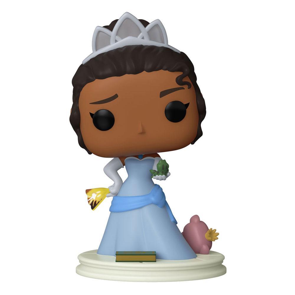 Photo du produit Disney Ultimate Princess POP! Disney figurine Tiana 9 cm