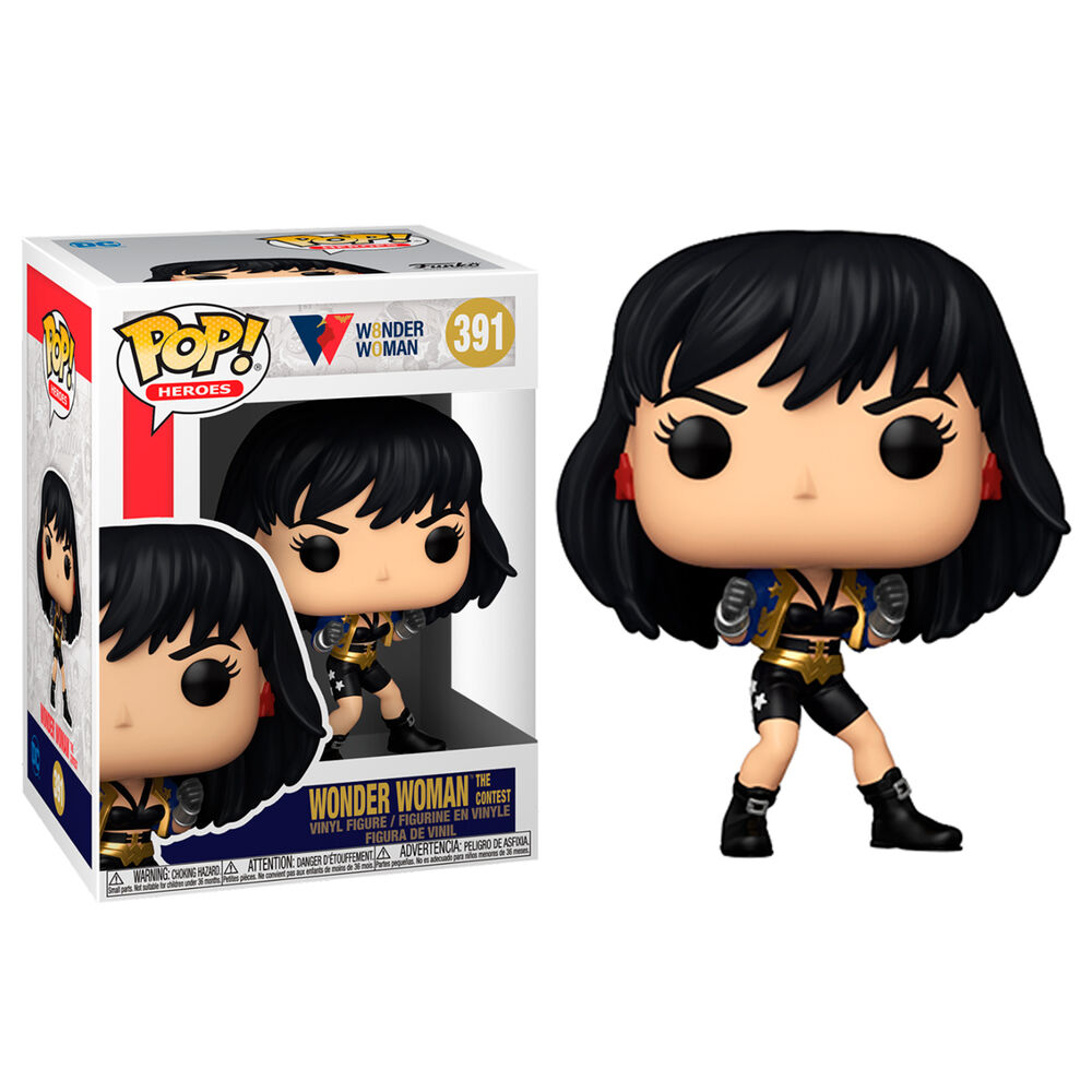 Photo du produit FUNKO POP WW80TH WONDER WOMAN THE CONTEST