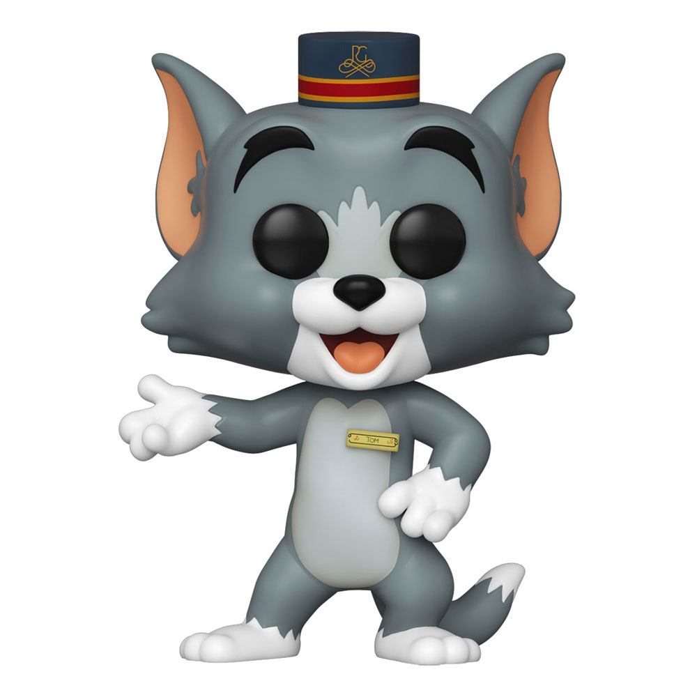 Photo du produit FIGURINE FUNKO POP TOM & JERRY - TOM