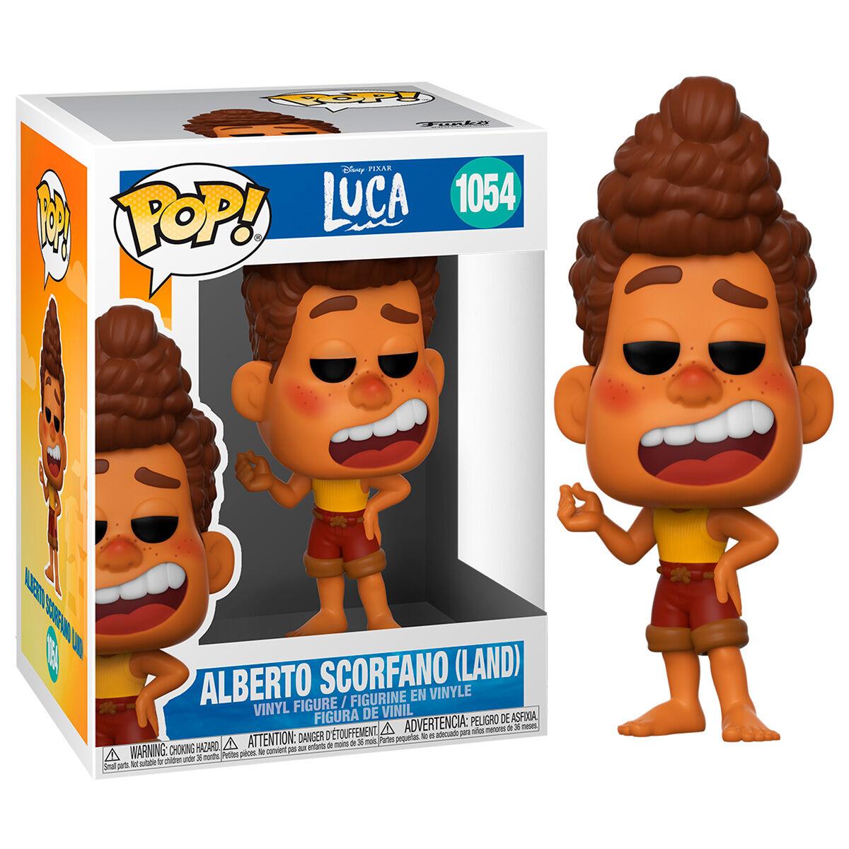 Photo du produit Luca POP! Disney Vinyl Figurine Alberto (Human)