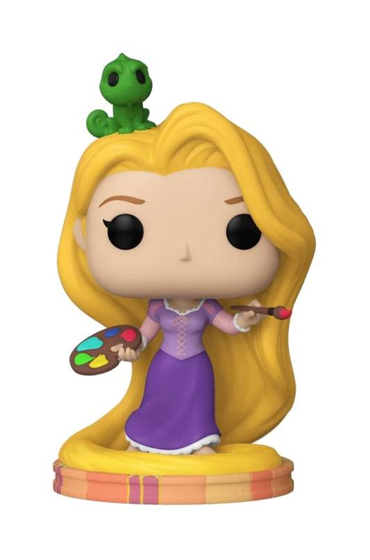 Photo du produit Disney: Ultimate Princess POP! Disney Vinyl figurine Rapunzel
