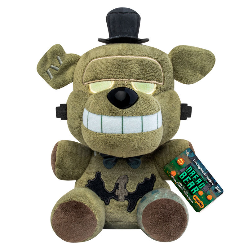 Photo du produit Five Nights at Freddy's Dreadbear peluche Dreadbear 15 cm