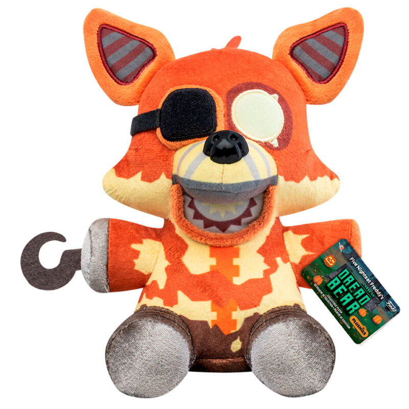 Photo du produit Five Nights at Freddy's Dreadbear peluche Grim Foxy 15 cm