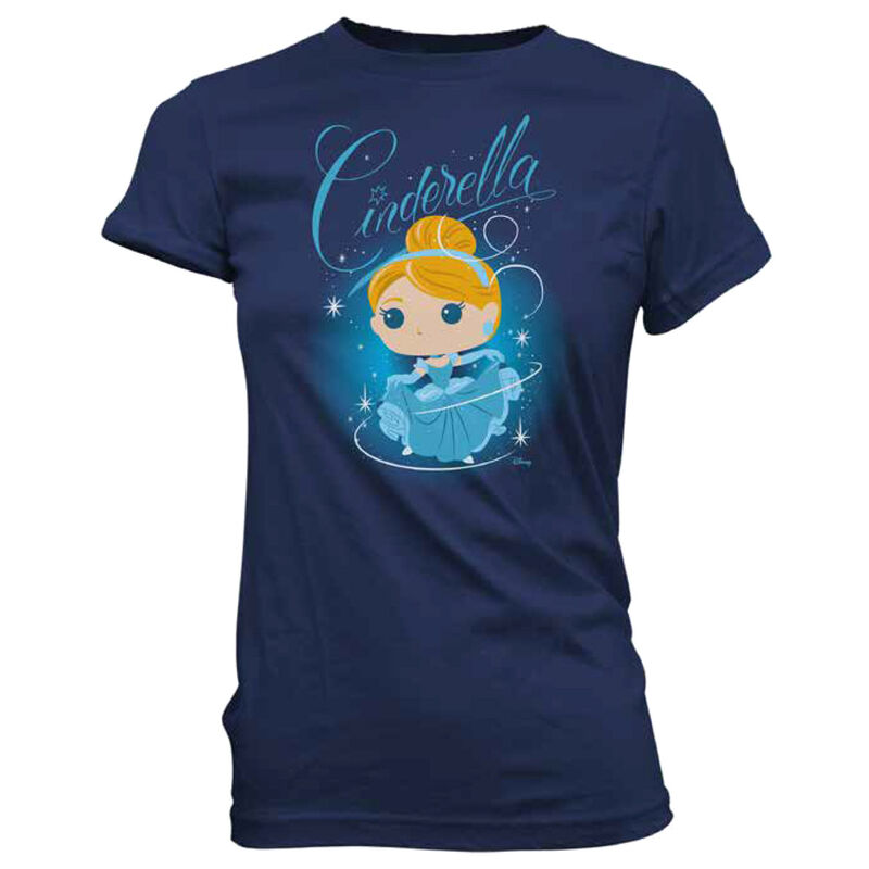 Photo du produit T-SHIRT FUNKO DISNEY CENDRILLON