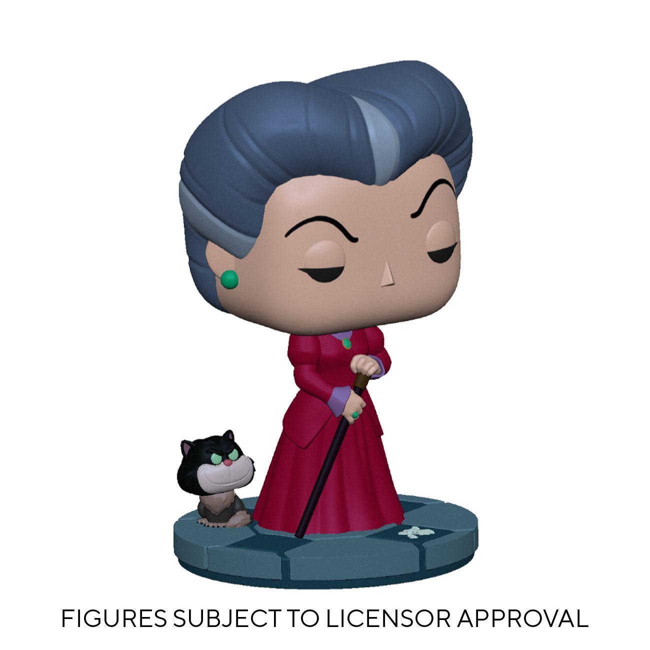 Photo du produit Disney Villains POP! Disney Vinyl figurine Lady Tremaine 9 cm