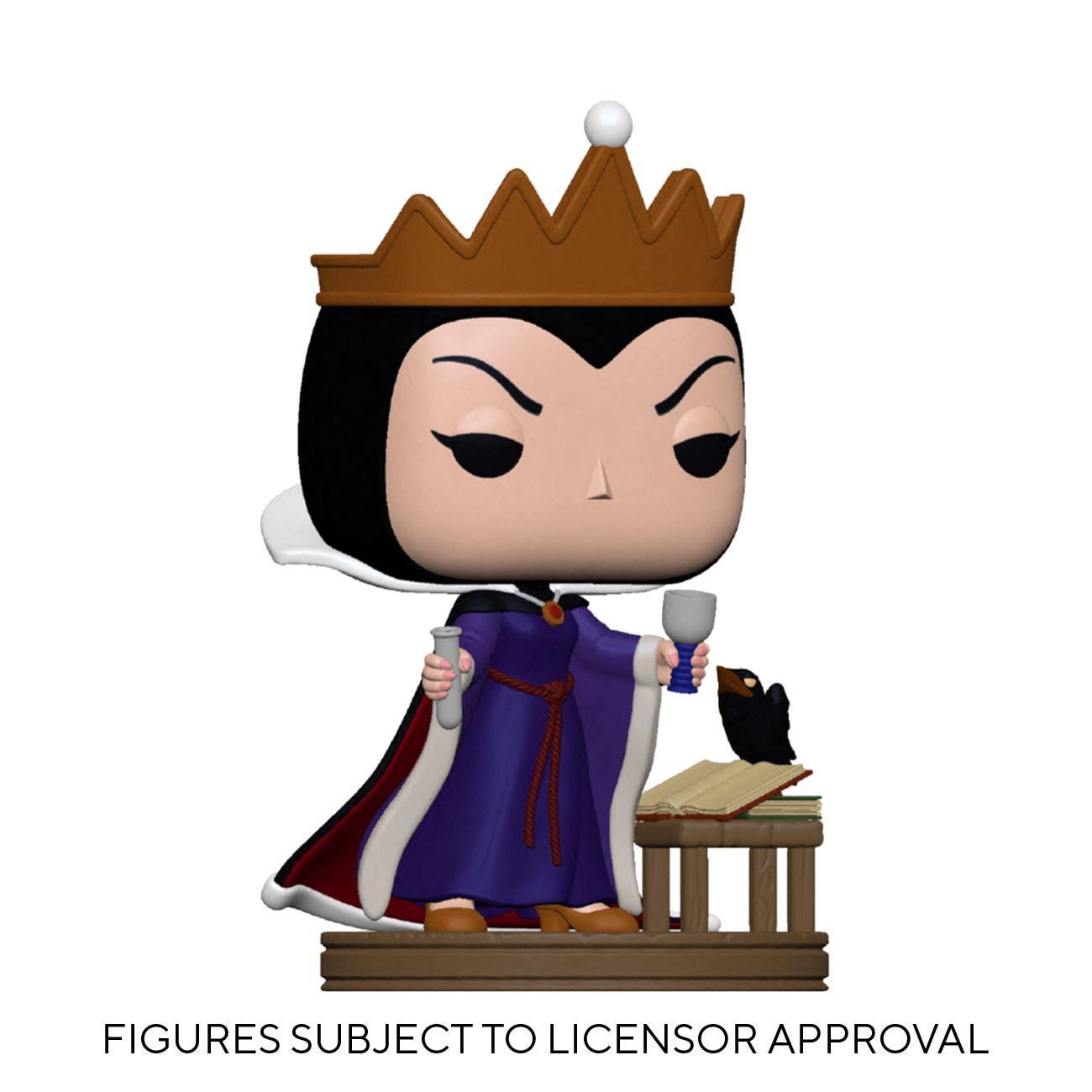 Photo du produit Disney Villains POP! Disney Vinyl figurine Queen Grimhilde 9 cm