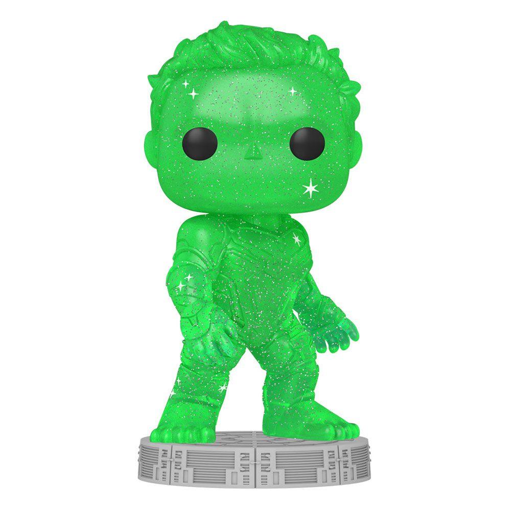 Photo du produit Infinity Saga Figurine POP! Artist Series Vinyl Hulk (Green) 9 cm
