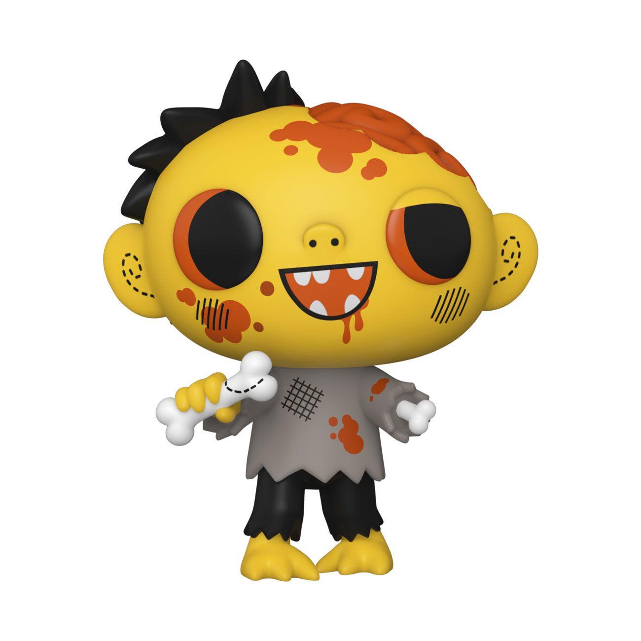 Photo du produit Figurine POP Boo Hollow Serie 2 Zeke