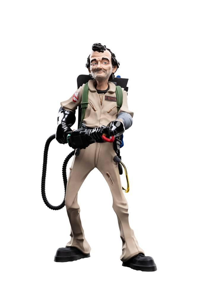 Photo du produit SOS Fantômes figurine Mini Epics Peter Venkman 21 cm