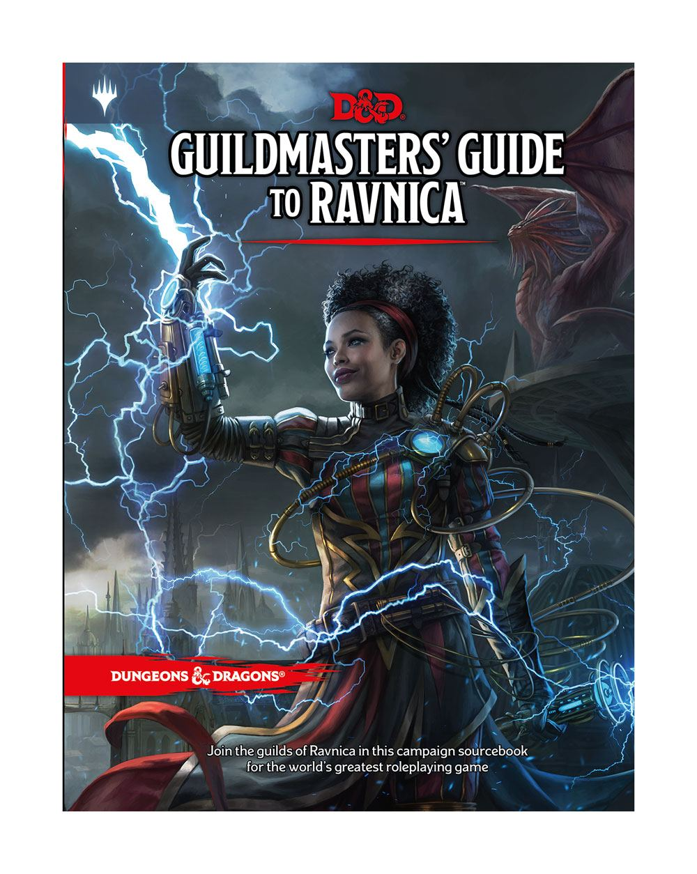 Photo du produit DUNGEONS & DRAGONS RPG GUILDMASTERS' GUIDE TO RAVNICA (EN ANGLAIS)