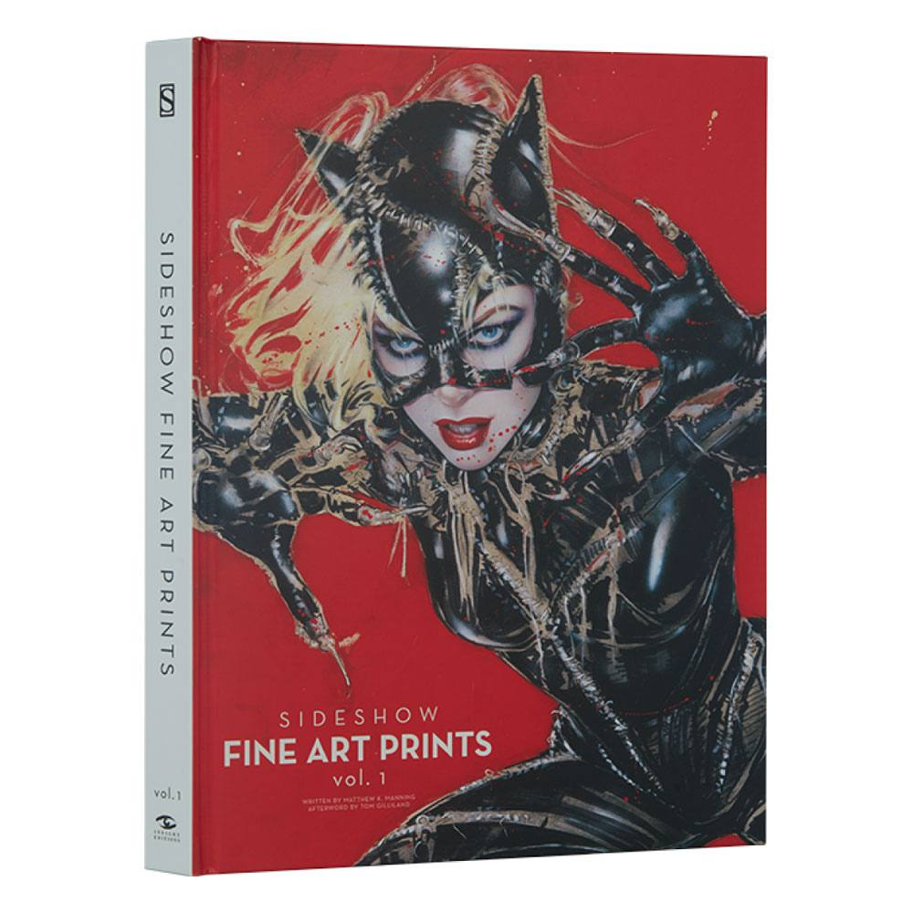 Photo du produit SIDESHOW COLLECTIBLES LIVRE FINE ART PRINTS VOL. 1
