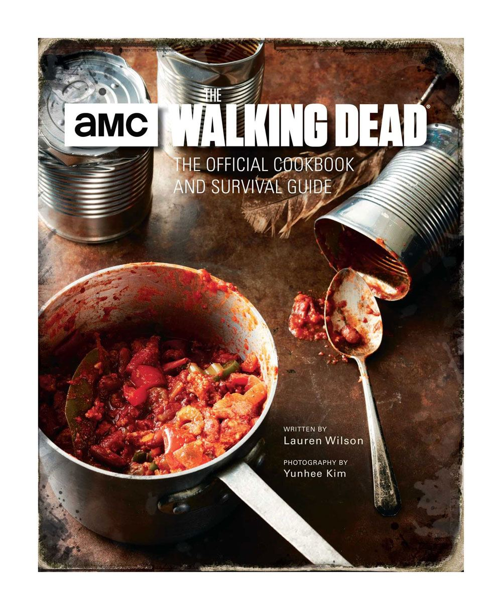 Photo du produit WALKING DEAD LIVRE DE CUISINE THE OFFICIAL COOKBOOK AND SURVIVAL GUIDE [EN ANGLAIS]