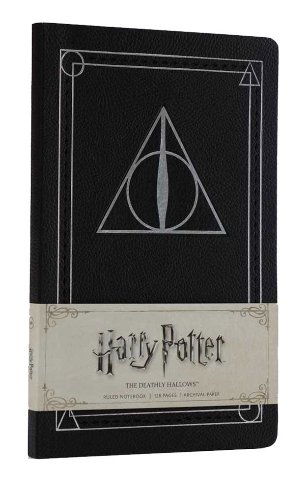 Photo du produit HARRY POTTER CARNET DE NOTES THE DEATHLY HALLOWS