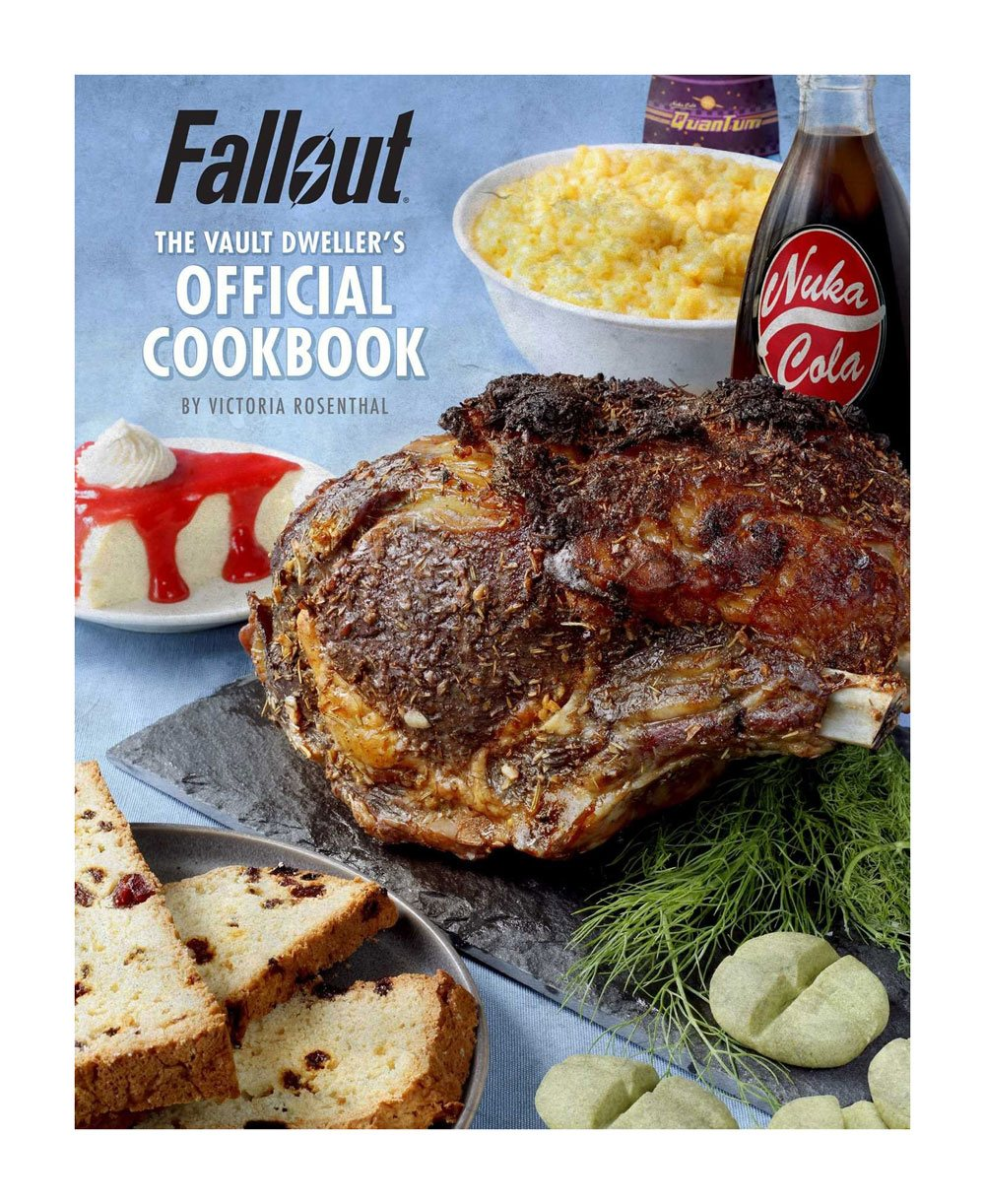 Photo du produit FALLOUT LIVRE DE CUISINE THE VAULT DWELLER'S OFFICIALL COOKBOOK [EN ANGLAIS]