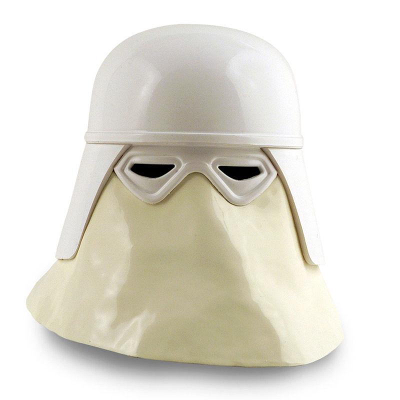 casque star wars snow trooper echelle 1 5. Black Bedroom Furniture Sets. Home Design Ideas