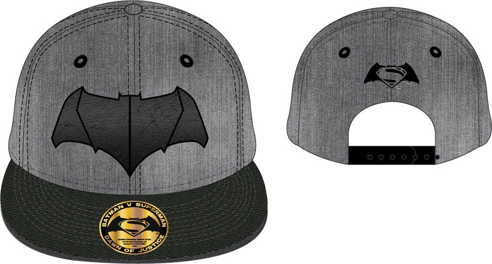 Photo du produit CASQUETTE BASEBALL BATMAN LOGO - BATMAN V SUPERMAN DAWN OF JUSTICE
