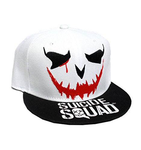 Photo du produit SUICIDE SQUAD CASQUETTE BASEBALL JOKER SMILE