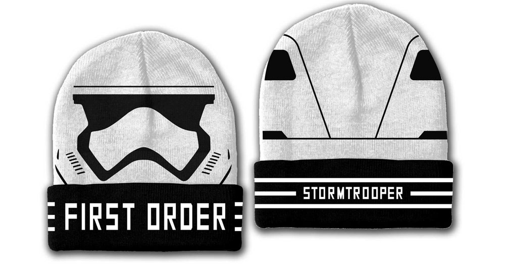 Photo du produit BONNET STAR WARS EPISODE VII STORMTROOPER