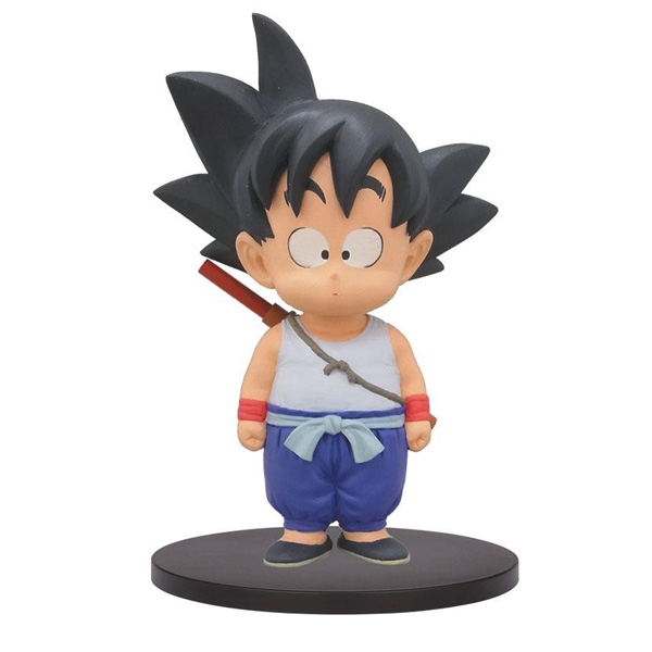 Photo du produit FIGURINE DRAGON BALL Z SON GOKOU COLLECTION VOL 1