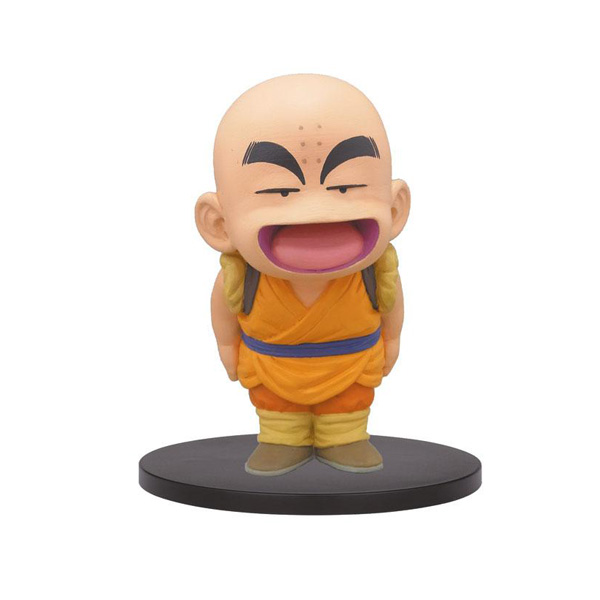 Photo du produit FIGURINE DRAGON BALL Z KRILIN COLLECTION VOL 1