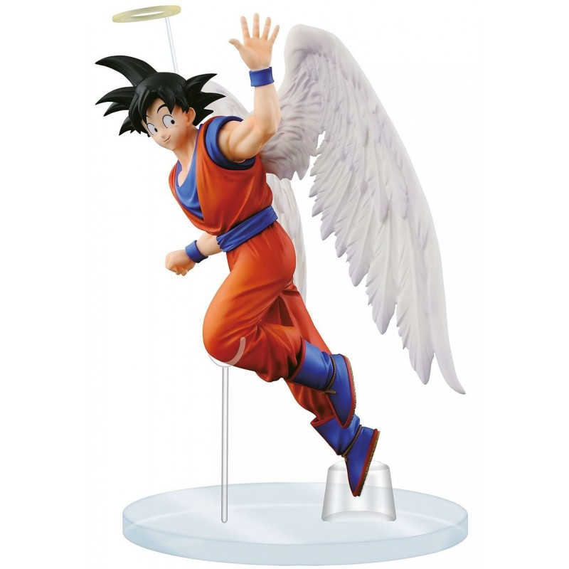 Photo du produit DRAGON BALL Z BANPRESTO DRAMATIC SHOWCASE VOL. 1 SON GOKU ANGE