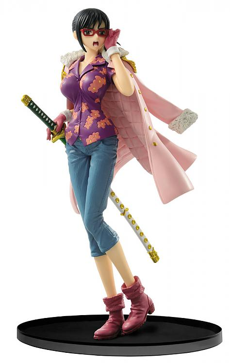 Photo du produit ONE PIECE SCULTURES BIG ZOUKEIO 6 VOL 2 TASHIGI