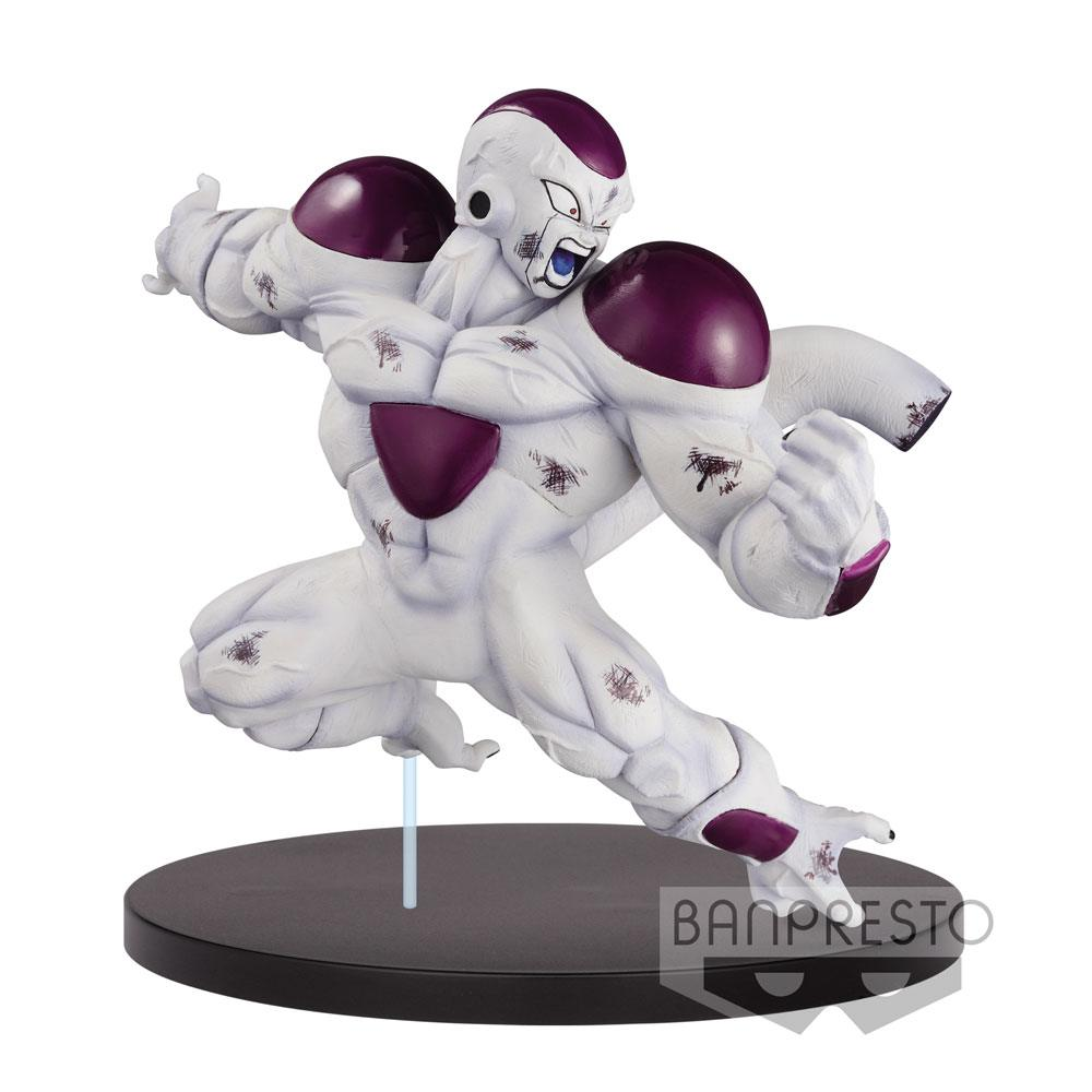Photo du produit DRAGONBALL Z FIGURINE MATCH MAKERS FULL POWER FRIEZA 15 CM