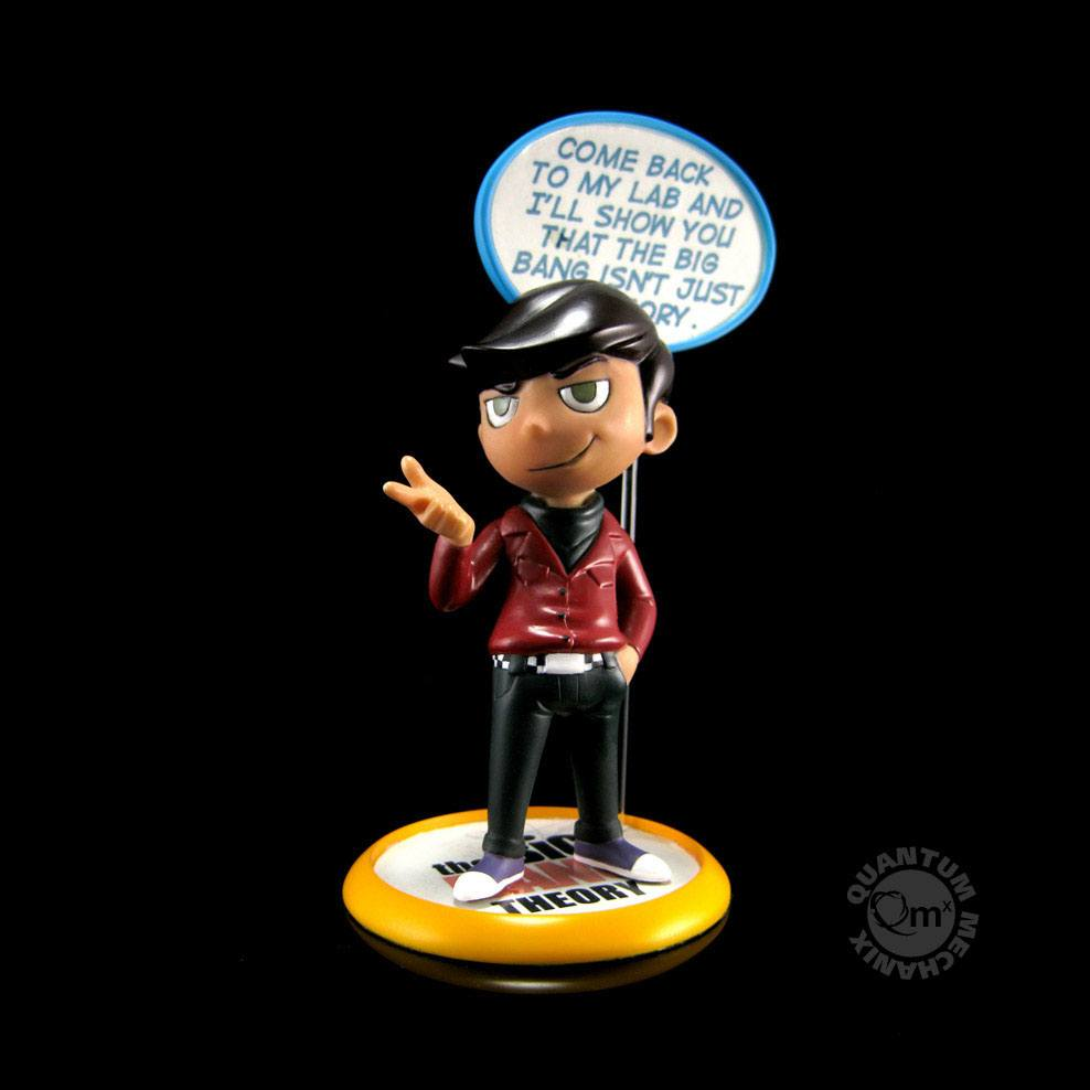 Photo du produit THE BIG BANG THEORY FIGURINE Q-POP HOWARD WOLOWITZ