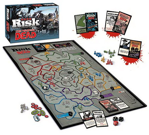 Photo du produit RISK THE WALKING DEAD (VERSION ANGLAISE)