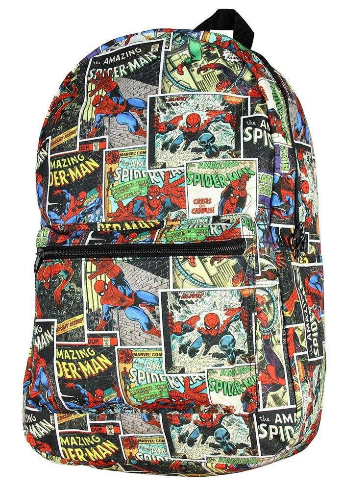 Photo du produit MARVEL COMICS SAC À DOS THE AMAZING SPIDER-MAN