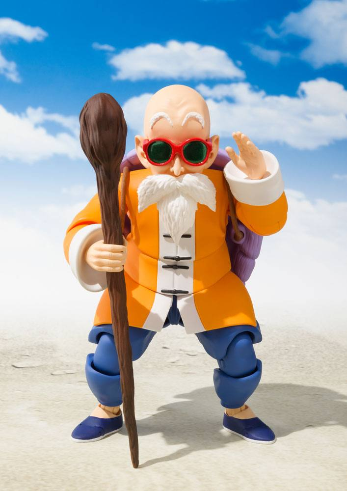 Photo du produit DRAGONBALL FIGURINE S.H. FIGUARTS MASTER ROSHI TAMASHII WEB EXCLUSIVE