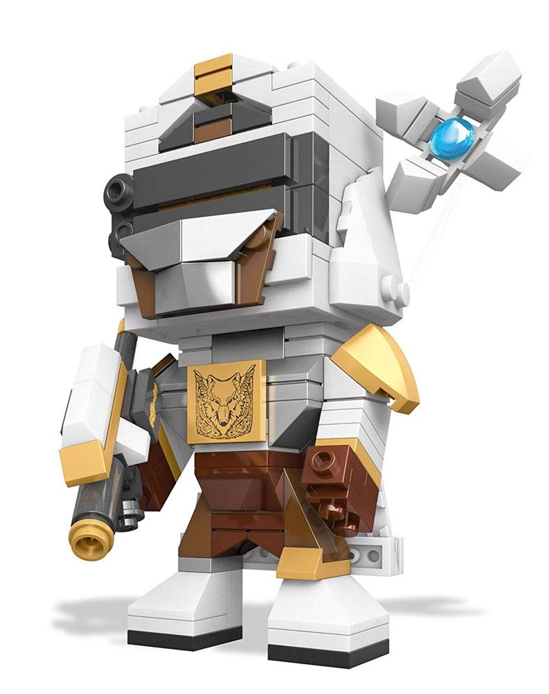 Photo du produit  JEU DE CONSTRUCTION DESTINY MEGA BLOKS KUBROS HUNTER 14 CM