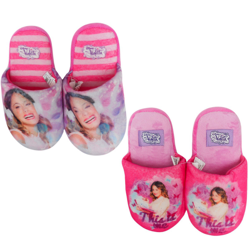 Photo du produit Chaussons Violetta Disney