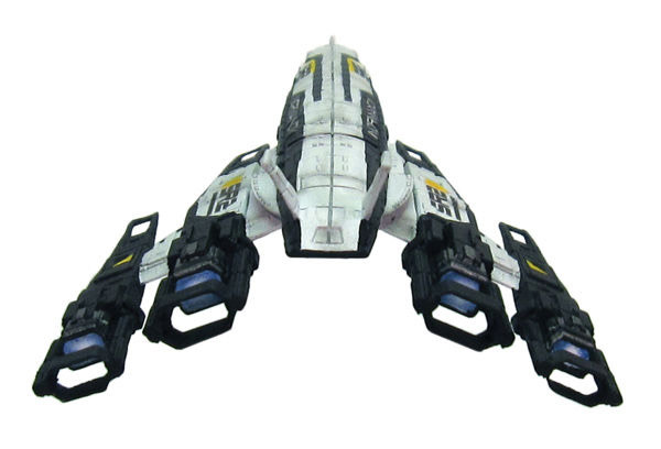 Photo du produit REPLIQUE MASS EFFECT CERBERUS NORMANDY SR-2 15 CM