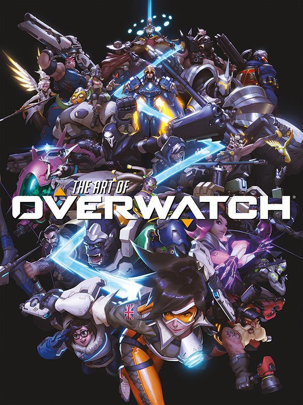 Photo du produit OVERWATCH ART BOOK THE ART OF OVERWATCH (EN ANGLAIS)