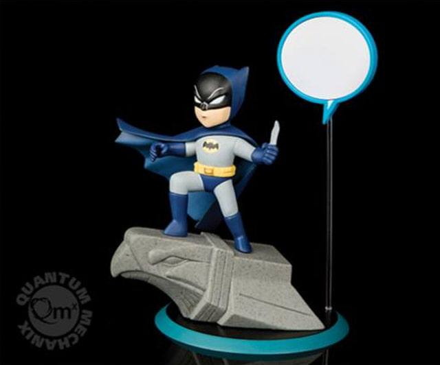 Photo du produit DC COMICS FIGURINE Q-FIG 1966 BATMAN EXCLUSIVE