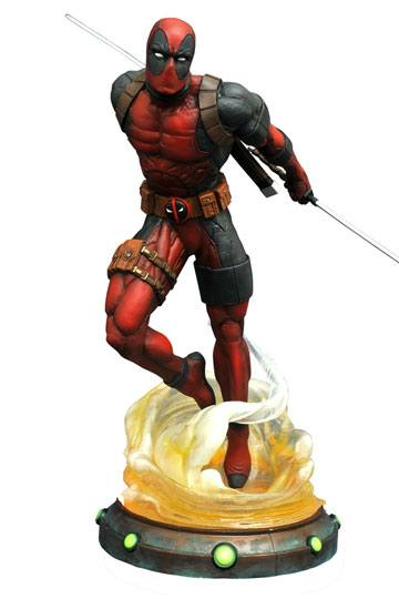 Photo du produit MARVEL GALLERY STATUETTE DEADPOOL 23 CM
