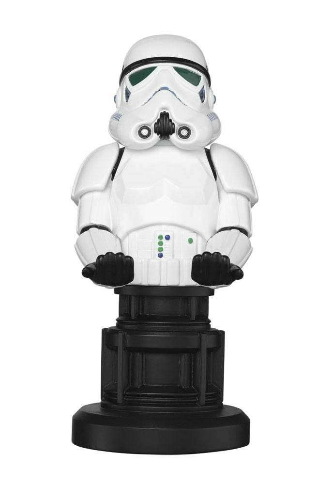 Photo du produit STAR WARS CABLE GUY STORMTROOPER 20 CM