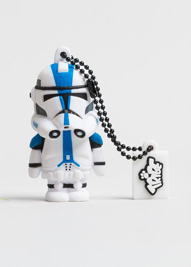 star wars cle usb 501st clone trooper 8 gb. Black Bedroom Furniture Sets. Home Design Ideas