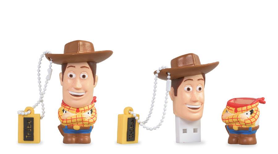 Photo du produit TOY STORY CLE USB WOODY 8 GB