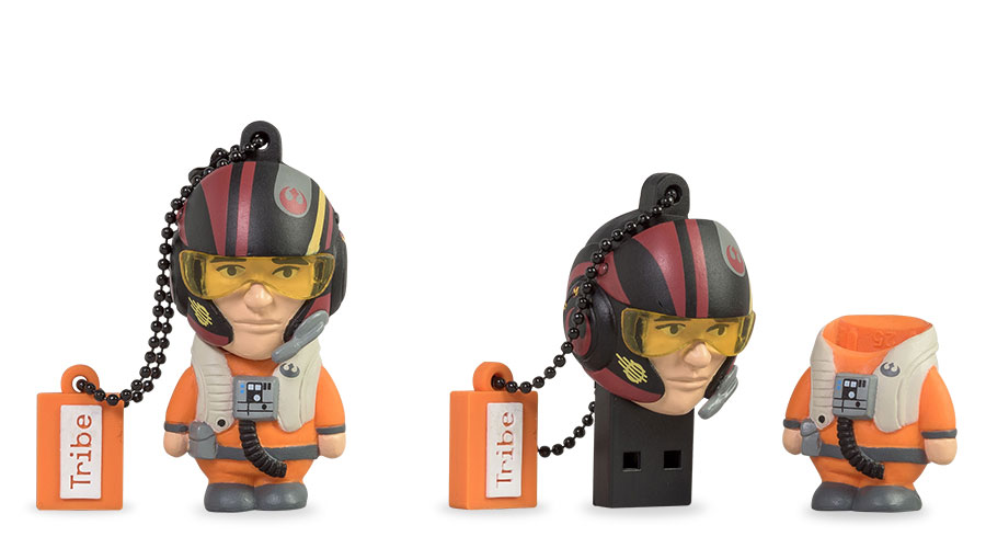 Photo du produit Star Wars Episode VII Cle USB Poe 16 G