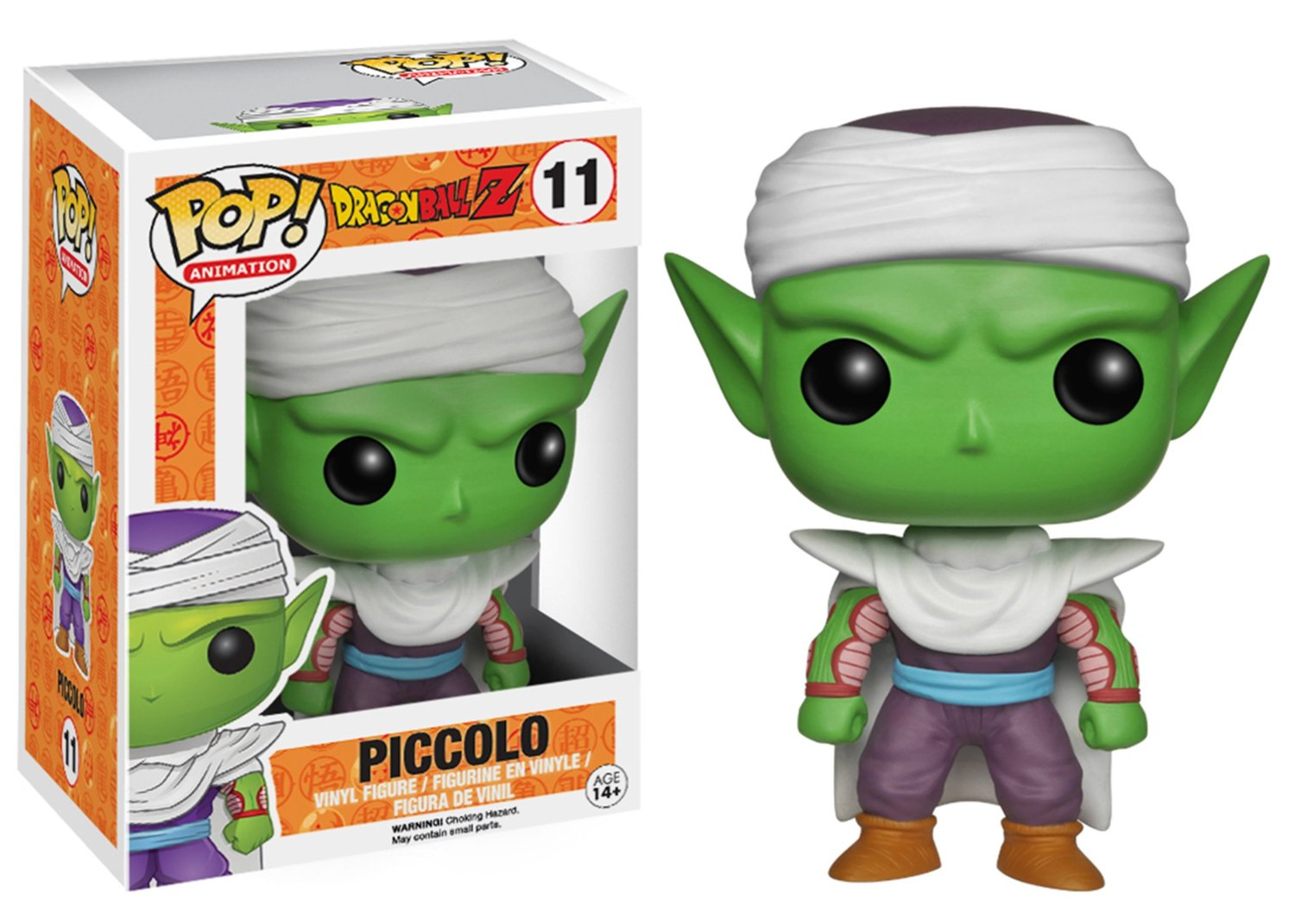 Photo du produit FUNKO POP! ANIMATION DRAGONBALL Z - PICCOLO