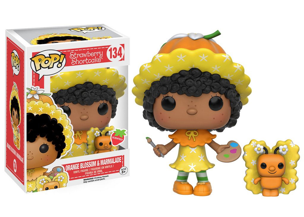 Photo du produit CHARLOTTE AUX FRAISES FUNKO POP ORANGE BLOSSOM & MARMALADE