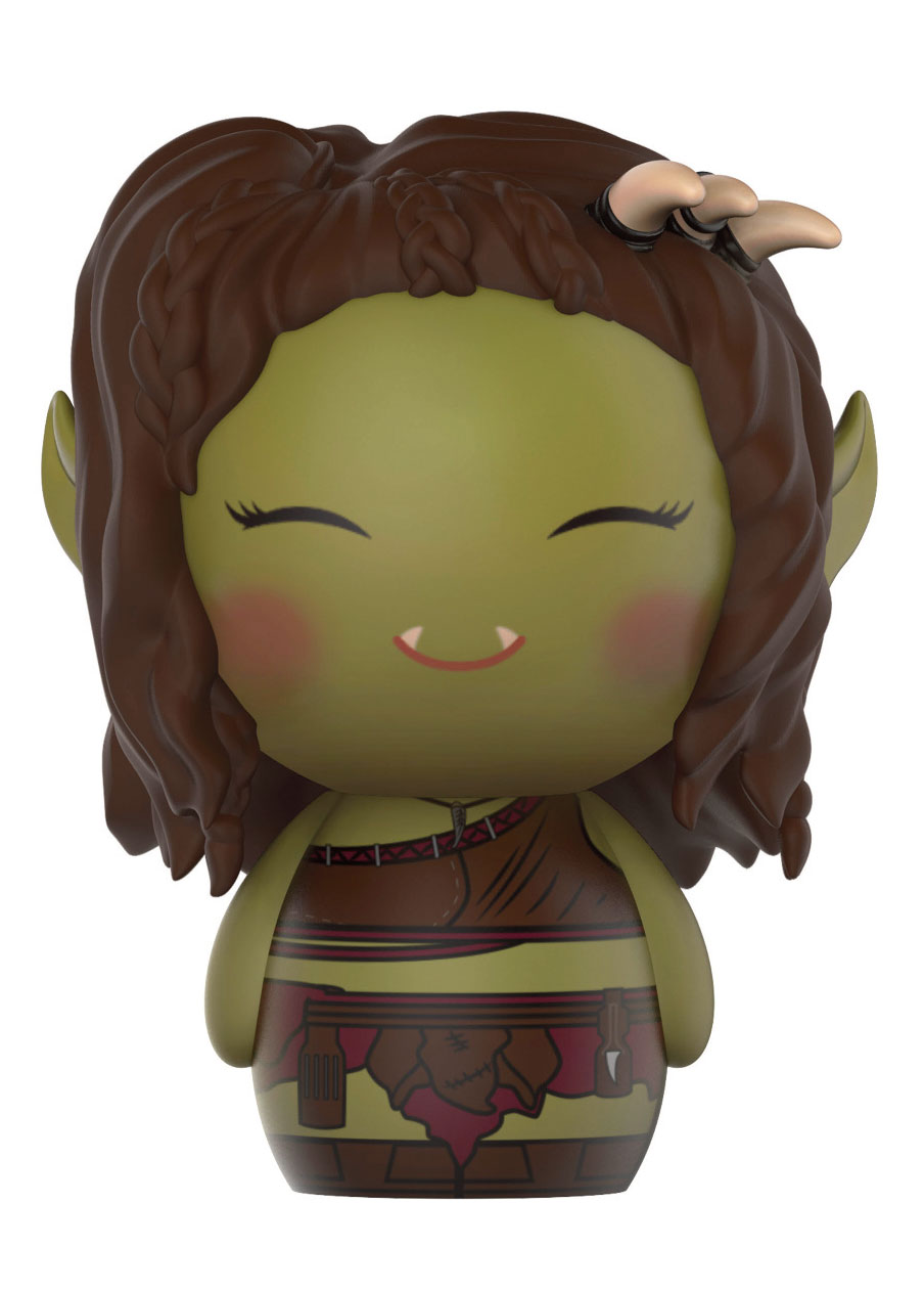 Photo du produit WARCRAFT LE COMMENCEMENT VINYL SUGAR DORBZ GARONA (BIKINI)