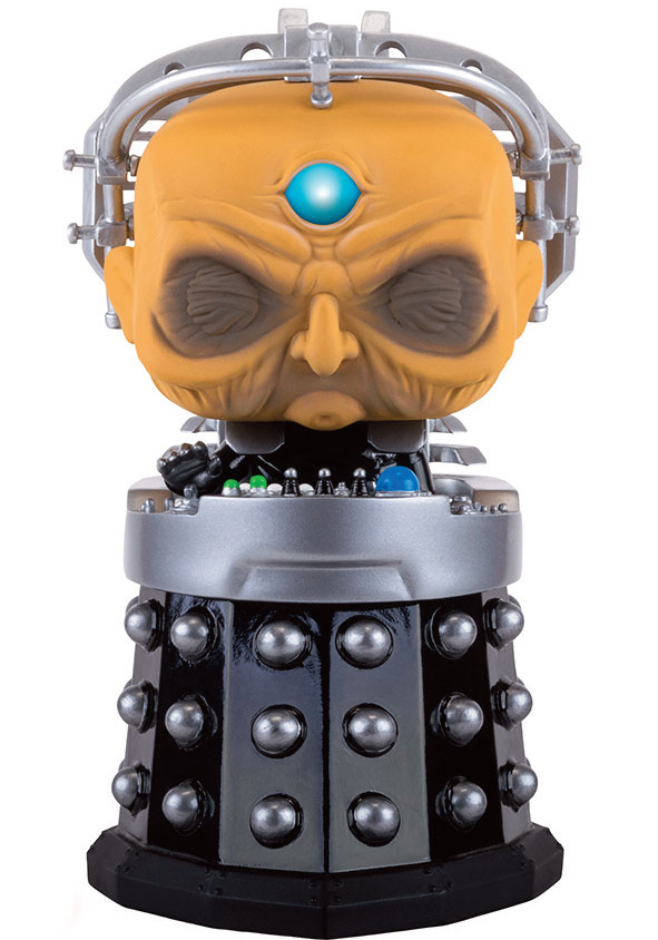 Photo du produit DOCTOR WHO FUNKO POP DAVROS 15 CM