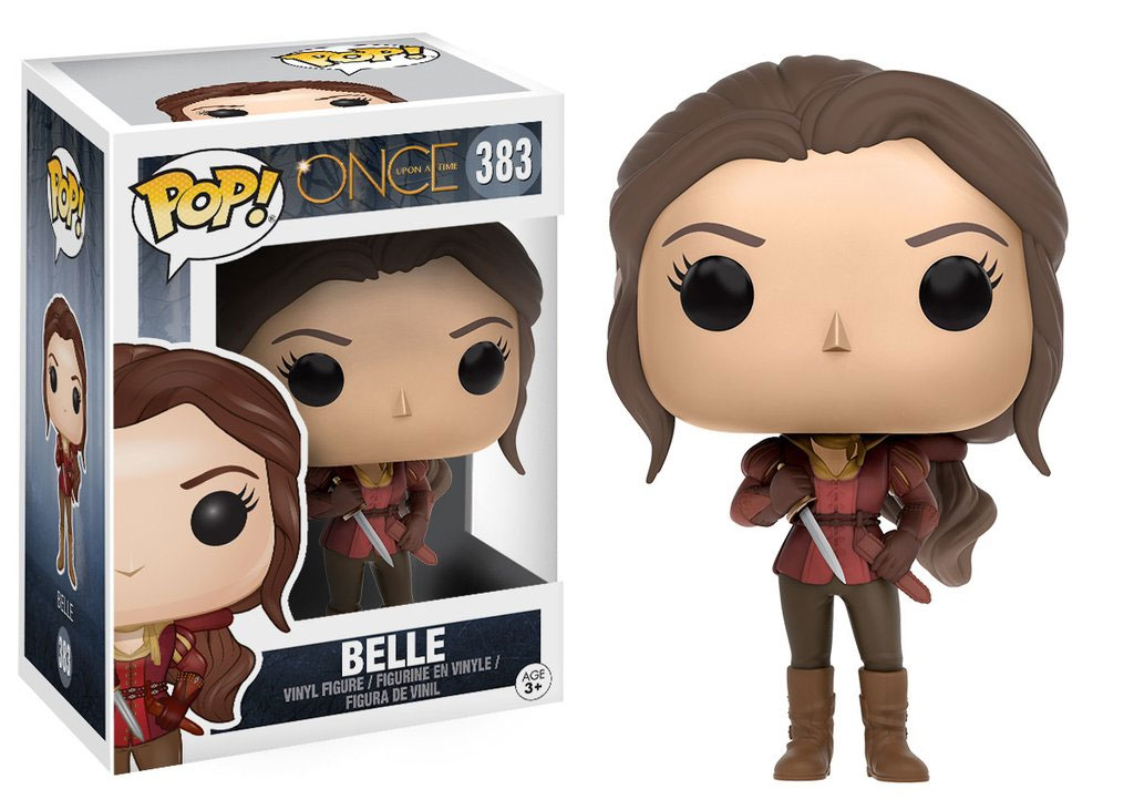 Photo du produit ONCE UPON A TIME FUNKO POP BELLE