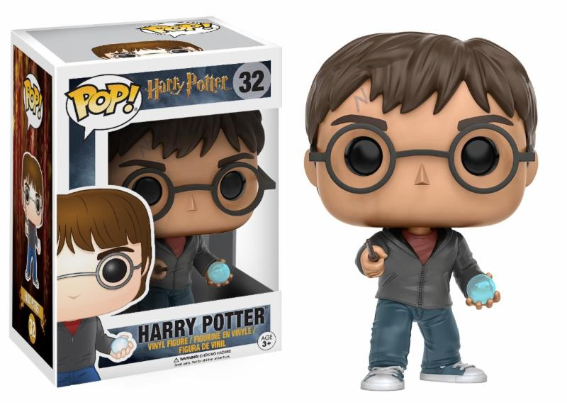 Photo du produit FUNKO POP HARRY POTTER HARRY WITH PROPHECY